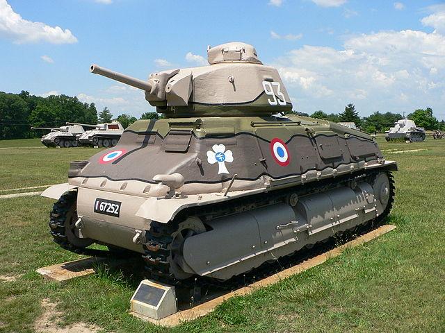 戦車 S35