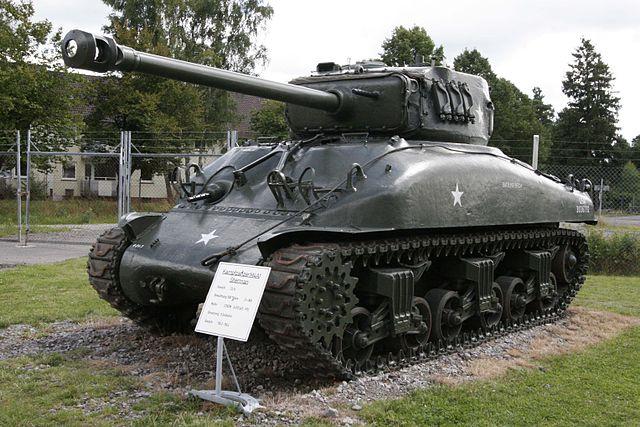 戦車 M4A1シャーマン