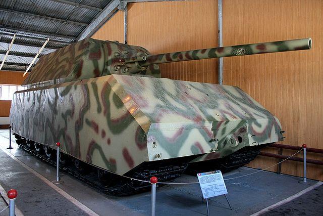 戦車 超重戦車マウス