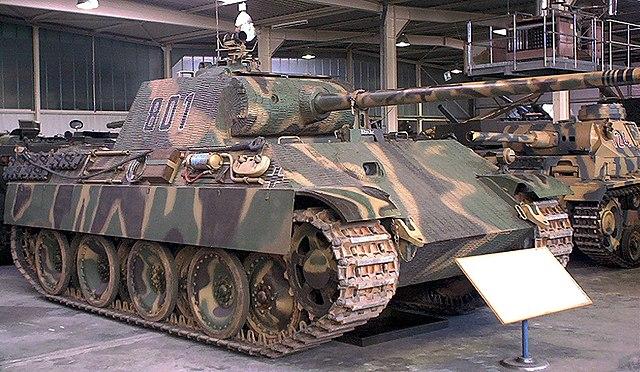 戦車 パンターG型