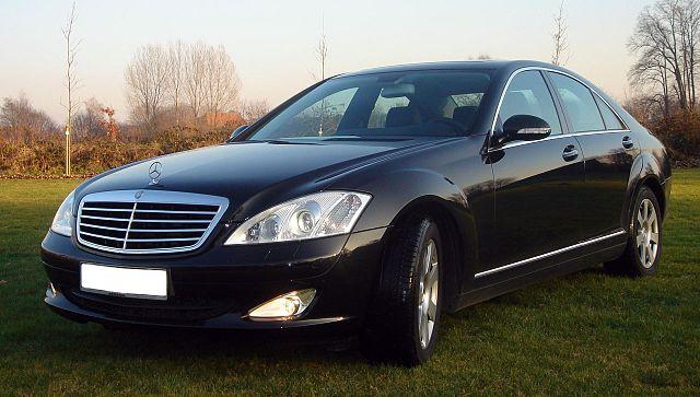 Mercedes-Benz S550 W221