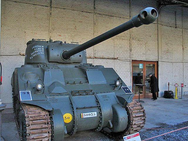 戦車 シャーマン・ファイアフライ