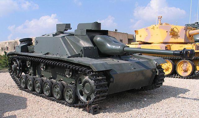 戦車 Ⅲ号突撃砲G型