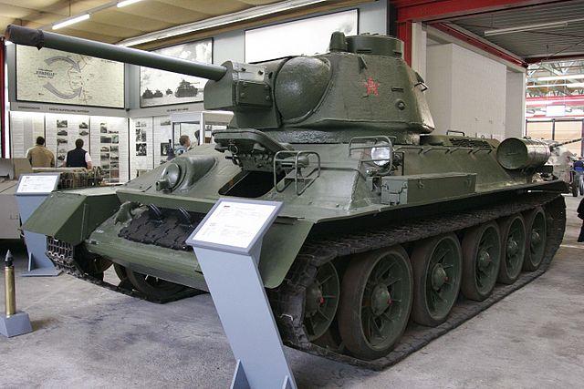 戦車 T-34/76