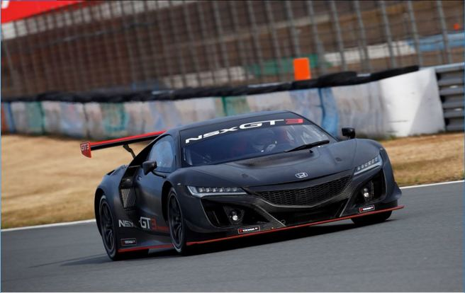 ホンダ NSX GT3