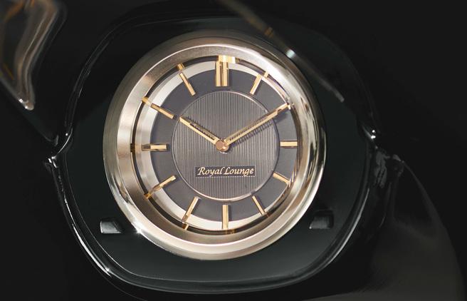 ルーフパネル 専用アナログ時計