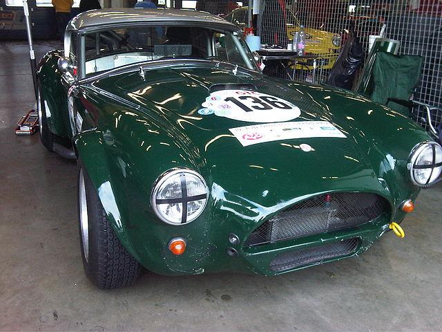 コブラ Mk II-1963