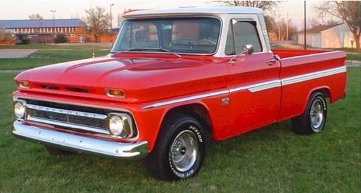 シボレーC10_1966