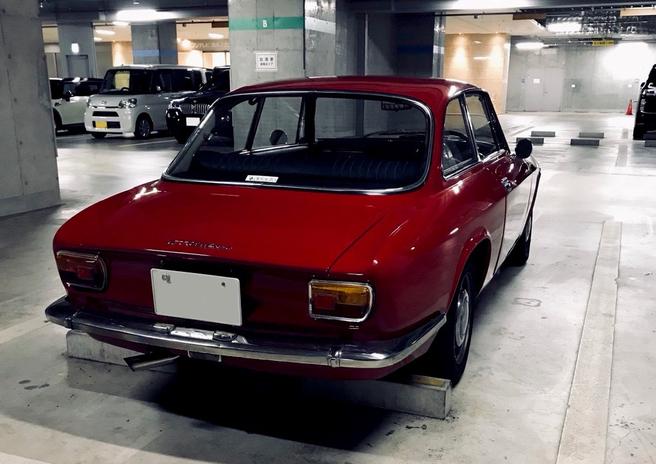ジャルジャル 後藤淳平 アルファロメオ GT1300 ジュニア MOBYクルマバナシ