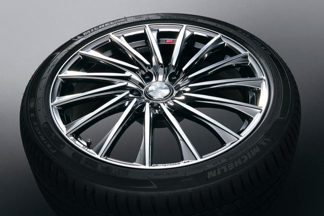 新型 ヴェルファイア モデリスタ 19インチ アルミホイール&タイヤセット レオニスCH