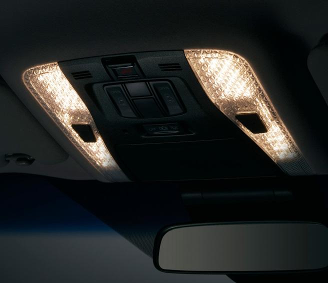 新型 ヴェルファイア モデリスタ LEDルームランプセット(サテンゴールド/クリスタルレンズタイプ)