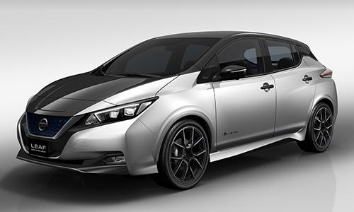日産 リーフ Grand Touring Concept