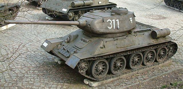 戦車 T-34/85