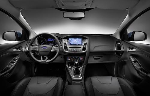 フォード 3代目 フォーカス 内装