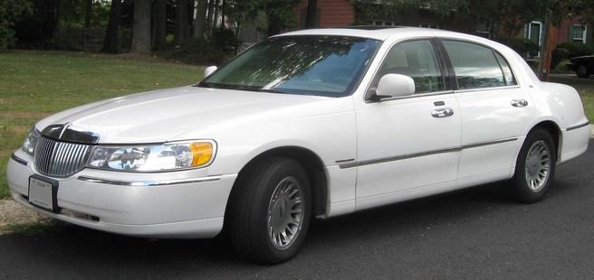 リンカーン_タウンカー-1998