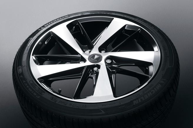 新型 ヴェルファイア モデリスタ 19インチ アルミホイール&タイヤセット WingDancerⅥ