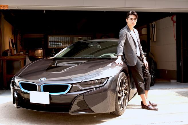 平成ノブシコブシ 吉村崇 BMW i8 MOBYスペシャルインタビュー