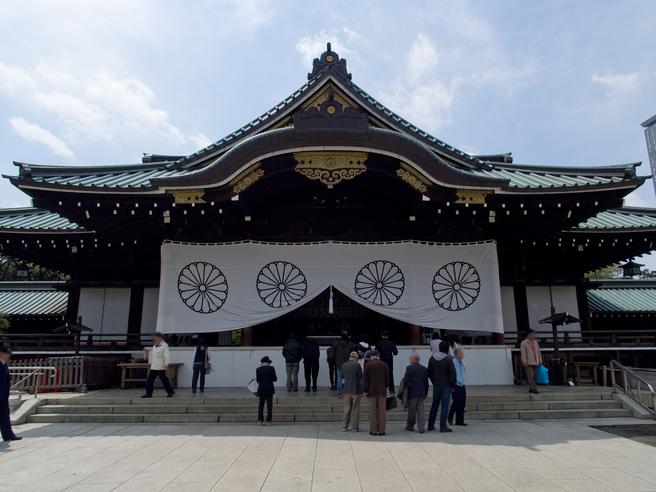 東京 神社 靖国神社