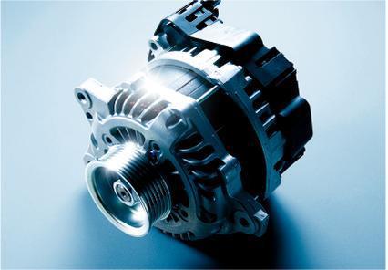 スズキ 新型スペーシア モーター機能付き発電機 ISG