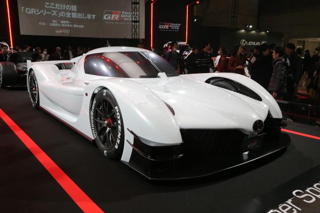 トヨタ GRスーパースポーツコンセプト
