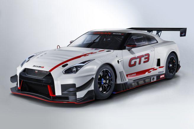 日産 GT-RニスモGT3