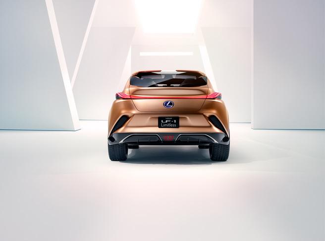 レクサス Lexus LF-1 Limitless