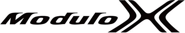 ホンダ モデューロX ロゴ