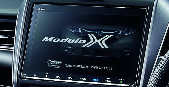 ホンダ フリード moduloX 専用起動画面
