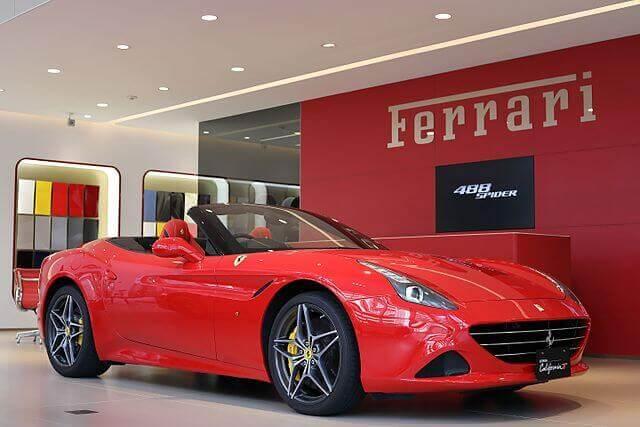 Ferrari Califonia T