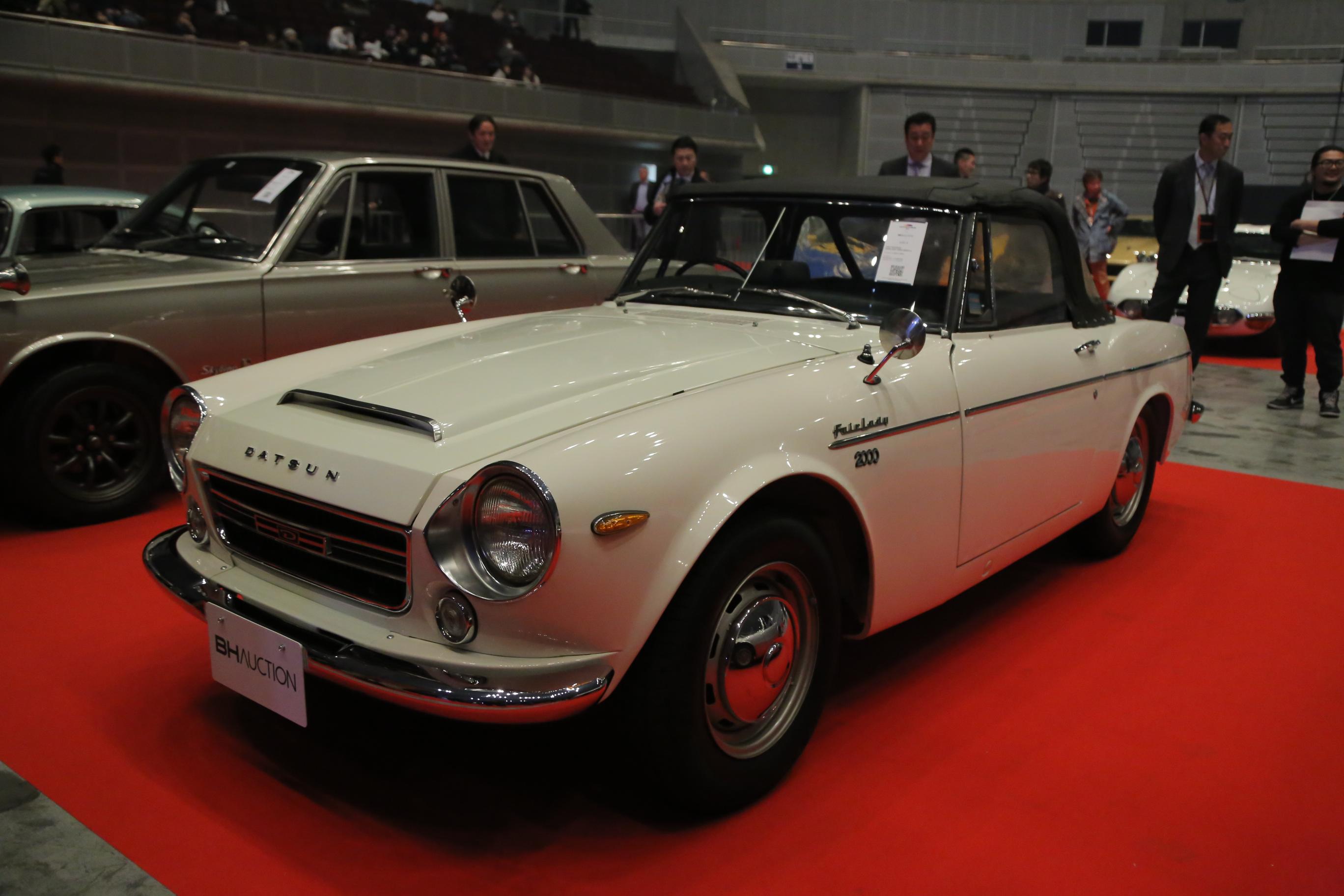 東京オートサロン オークション 1967 Datsun Fairlady 2000(SR311)