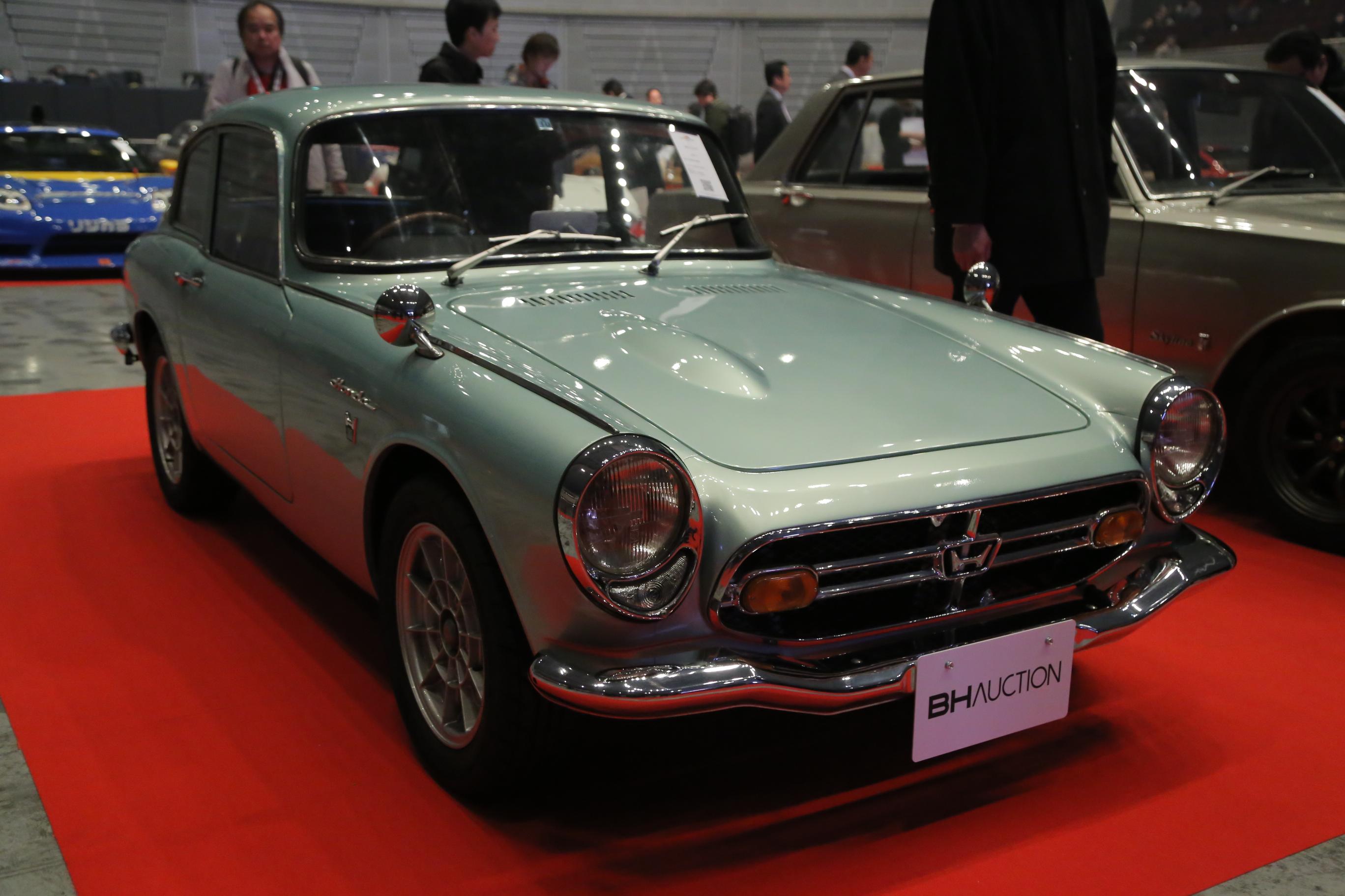 東京オートサロン オークション 1968 Honda S800