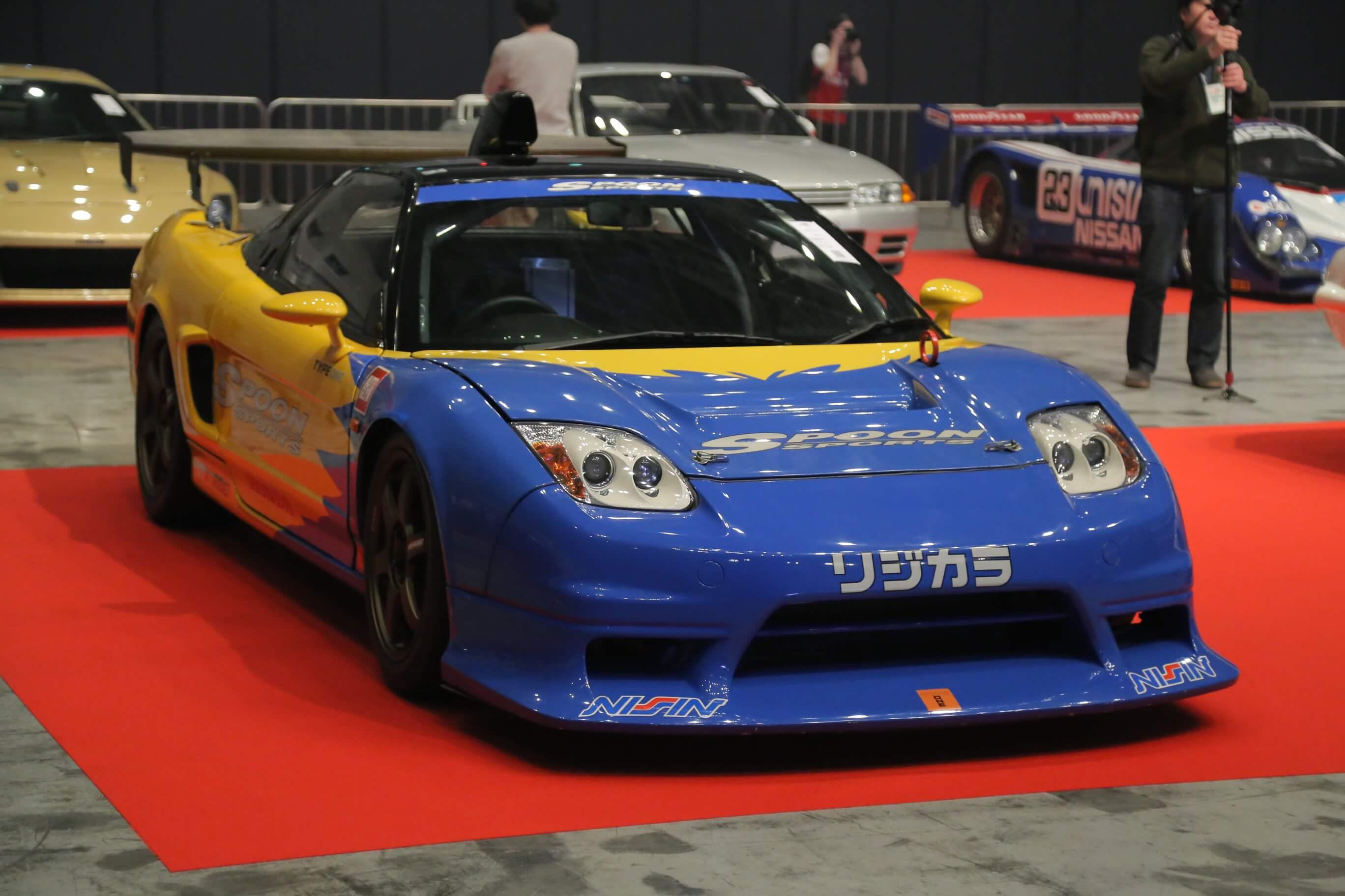 東京オートサロン オークション 2007 Spoon NSX-R GT Version