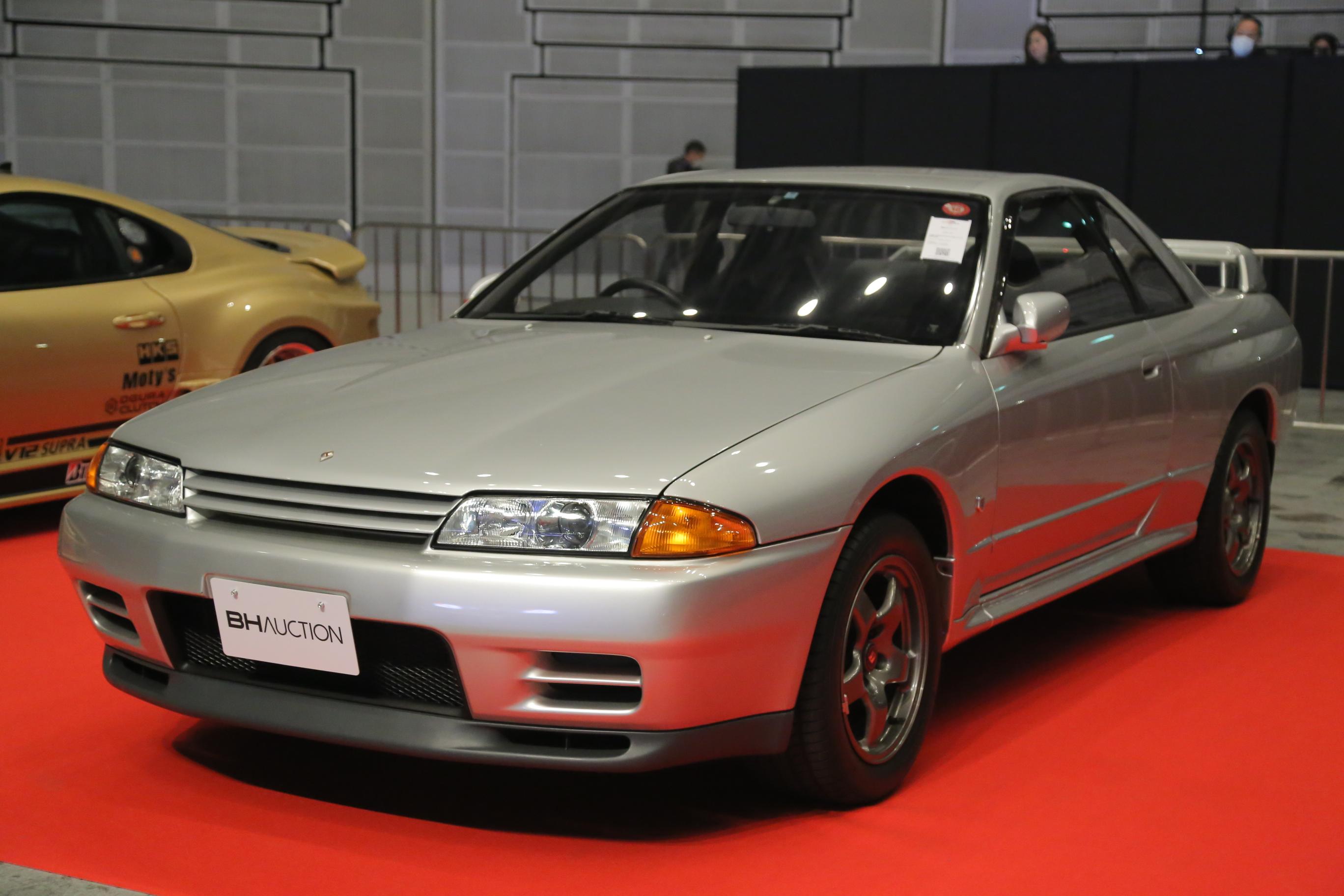 東京オートサロン オークション 1990 Nissan Skyline GT-R(BNR32)
