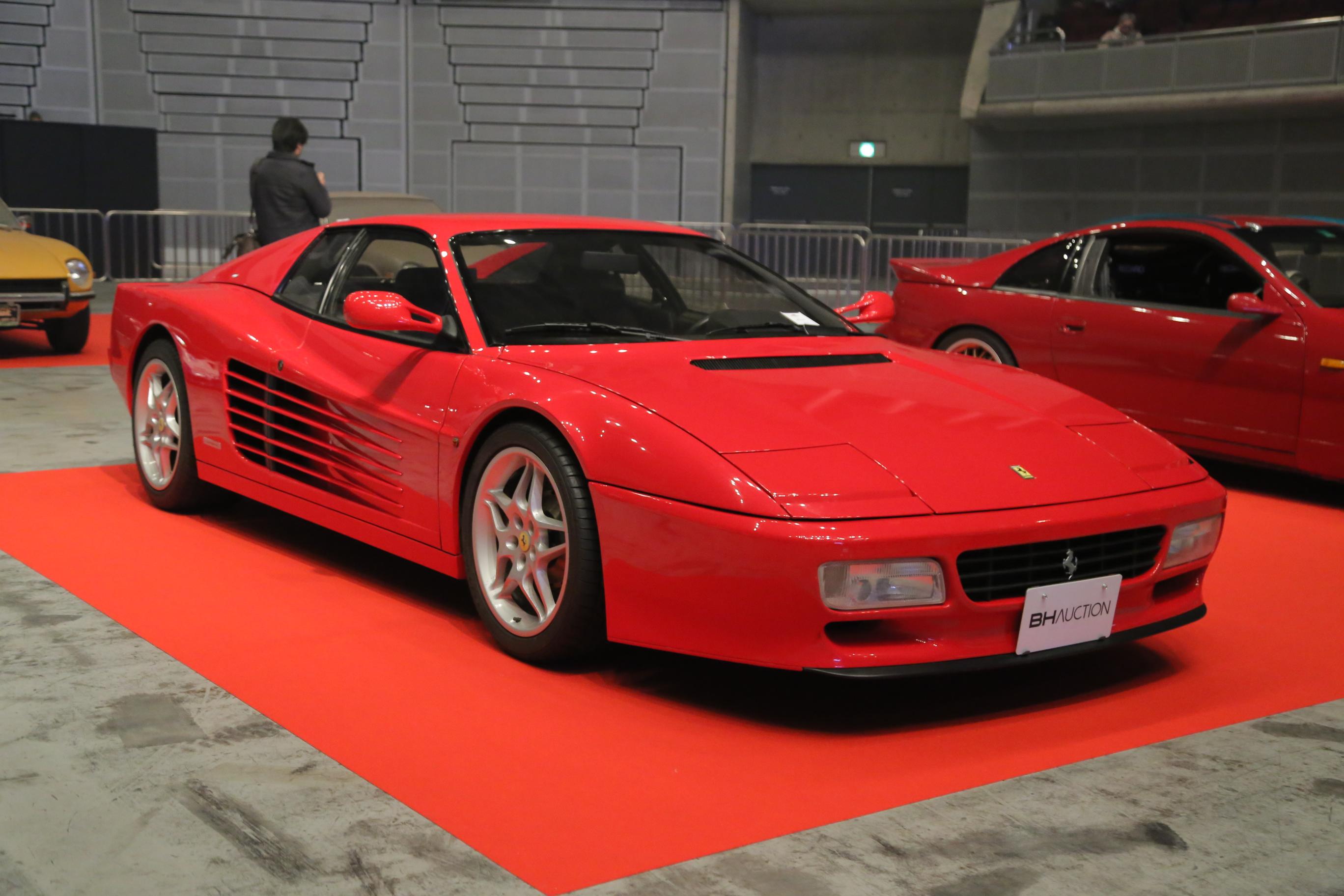 東京オートサロン オークション 1997 IDING F512TR SIII Type A
