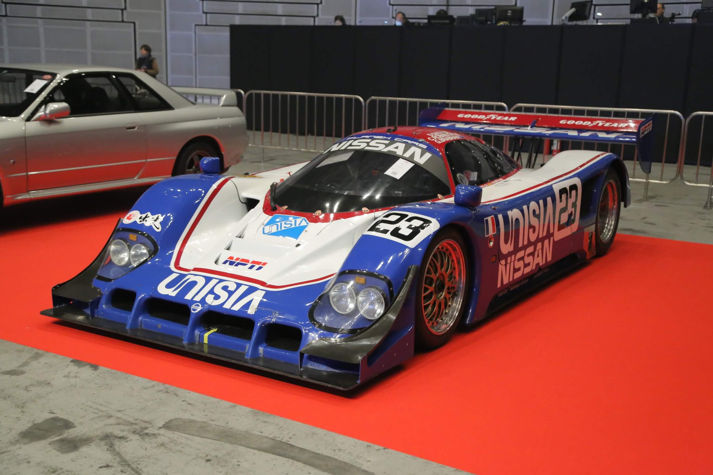 東京オートサロン オークション 1990 Nissan R90CK