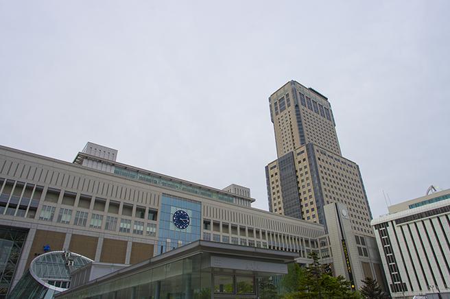 北海道 札幌駅
