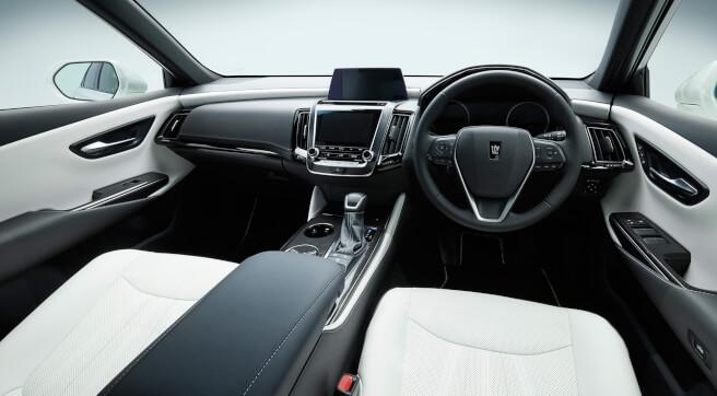 トヨタ新型クラウン コンセプト 標準モデル