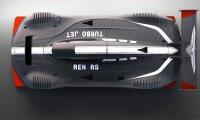 1300馬力超えの新型電動ハイパーカー!中国製「Ren RS」が世界初公開