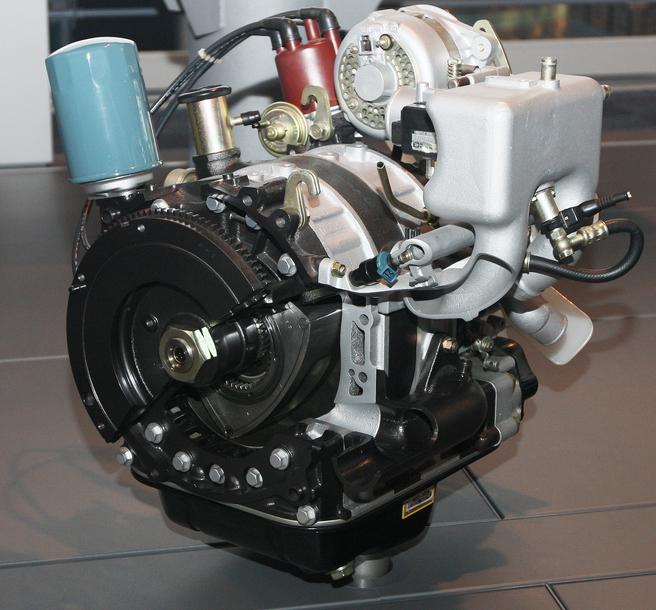 トヨタ ロータリーエンジン