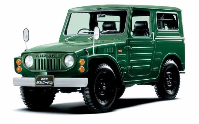 スズキ 初代ジムニー (LJ20)1972