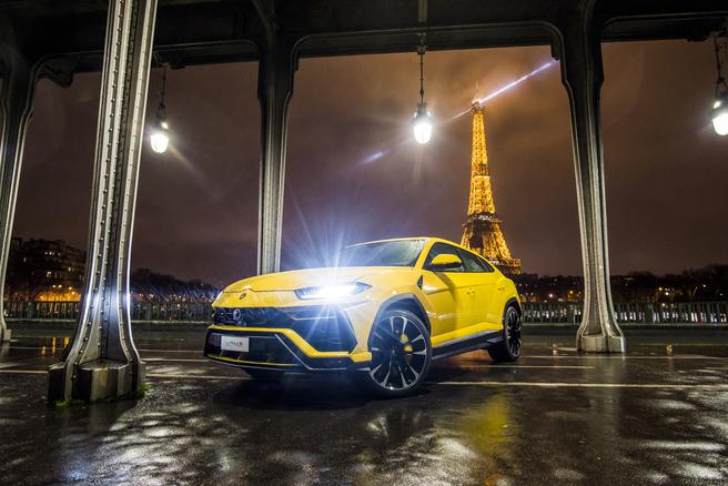 2018年2月初頭にパリで行われたウルス発表会