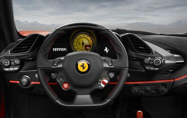 フェラーリ 新型488PISTA(ピスタ)