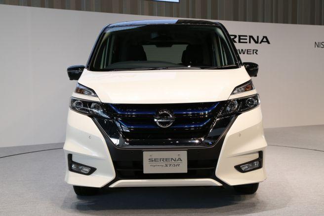 日産新型セレナe-POWER