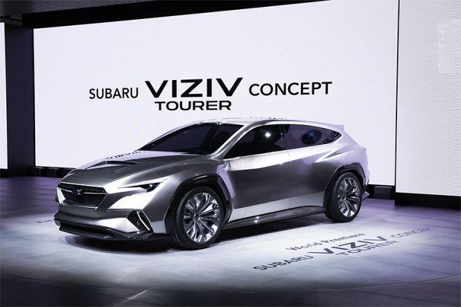 SUBARU VIZIV TOURER CONCEPT ヴィジヴ ツアラーコンセプト
