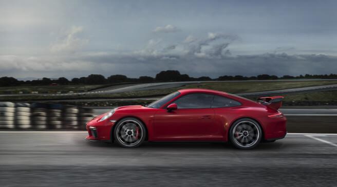 ポルシェ 新型911 GT3