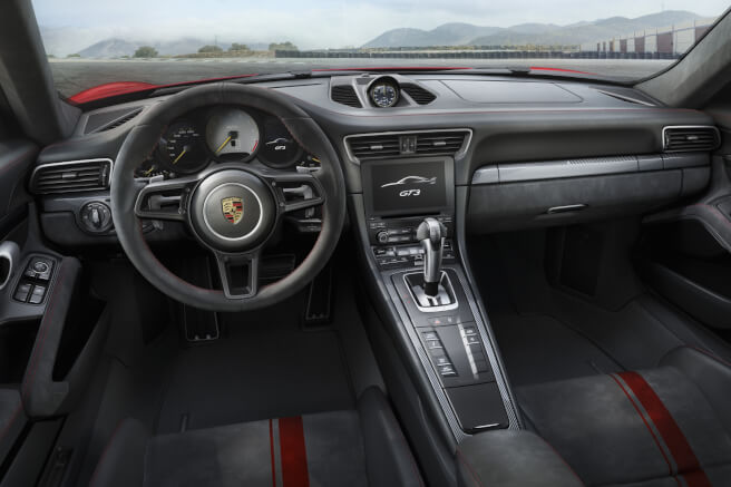 ポルシェ新型911 GT3