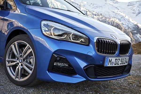 BMW 2シリーズ グランツアラー