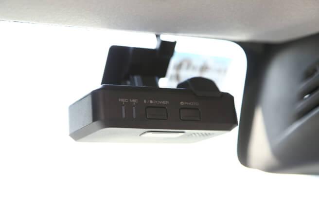 スズキ新型クロスビー ドライブレコーダー