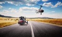 ヘリコプターに変形する空飛ぶ車「PAL-Vリバティ」世界初公開!
