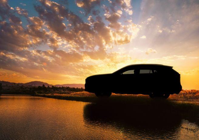 トヨタRAV4 ティザー画像